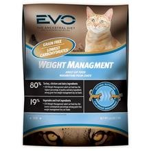 Image of Evo Weight Management Dry Cat Food 15.4lb