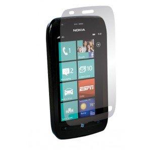 1 X Displayschutzfolie Nokia Lumia 710 Displayschutz Nokia 710 Lumia