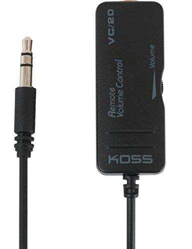 Koss VC20 Volume Control (Headphones Volume Control compare prices)