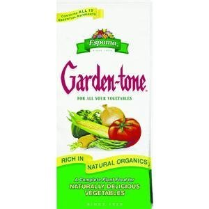 Espoma18-pound garden-tone plant food (Discontinued by Manufacturer)
