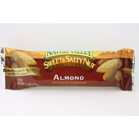 Nature Valley® Sweet & Salty Nut Granola Bar - Almond (Case of 16) (016000442818)