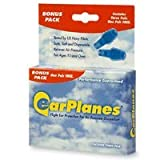 EarPlanes Earplugs, Flight Ear Protection 3 pr