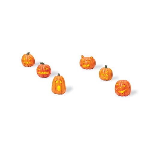 Department 56 Lit Jack-O-Lanterns Set