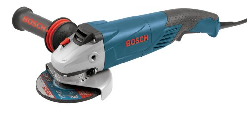 Bosch 1821 5-Inch Rat Tail Angle Grinder