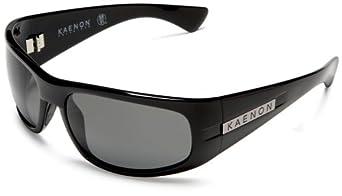 Kaenon Lewi Sunglasses,Black Frame/Black Lens,one size