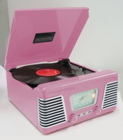 RX-1 Nostalgic Record Deck 60
