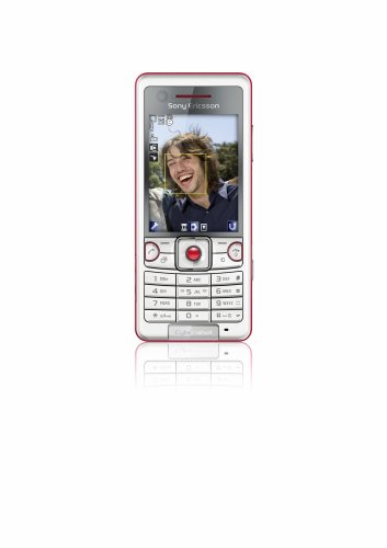 Sony Ericsson C510 energetic red Handy
