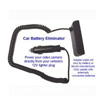JVC GR-AX17U Camcorder Car Cord (CBE-150)