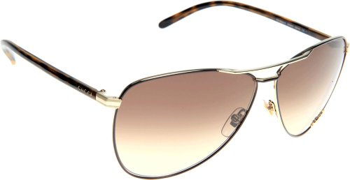 Gucci GG4209/S Sunglasses - 09P8 Dark Brown (CC