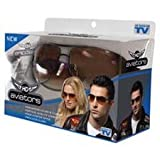Fash Limited Hd Vision Wraparounds Wrap Around Sunglasses (Colors May Vary) ~ FASH Limited