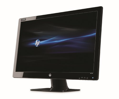 HP 2711x 27-Inch LED Monitor - Black