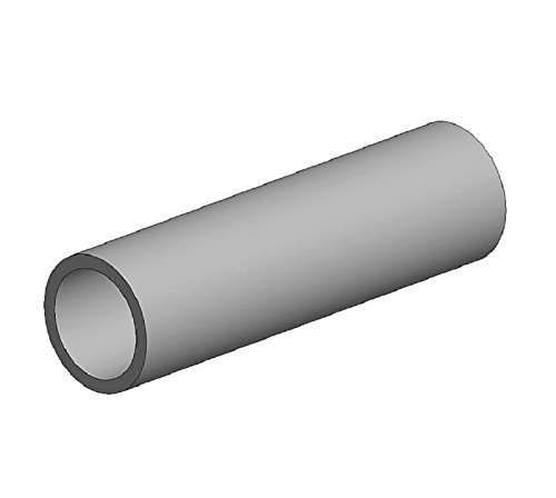 Thin Brass Tube, 2.5 mm x .225 mm (3)