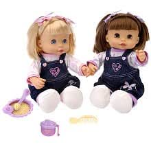 Too Cute Interactive Twin Dolls You & Me
