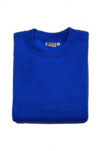 Mens Workforce Sweatshirt In Royal - XX-Large - Royal