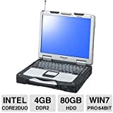 "Panasonic 13.3"" Notebook - RB-812177024204 (Certified Refurbished)"