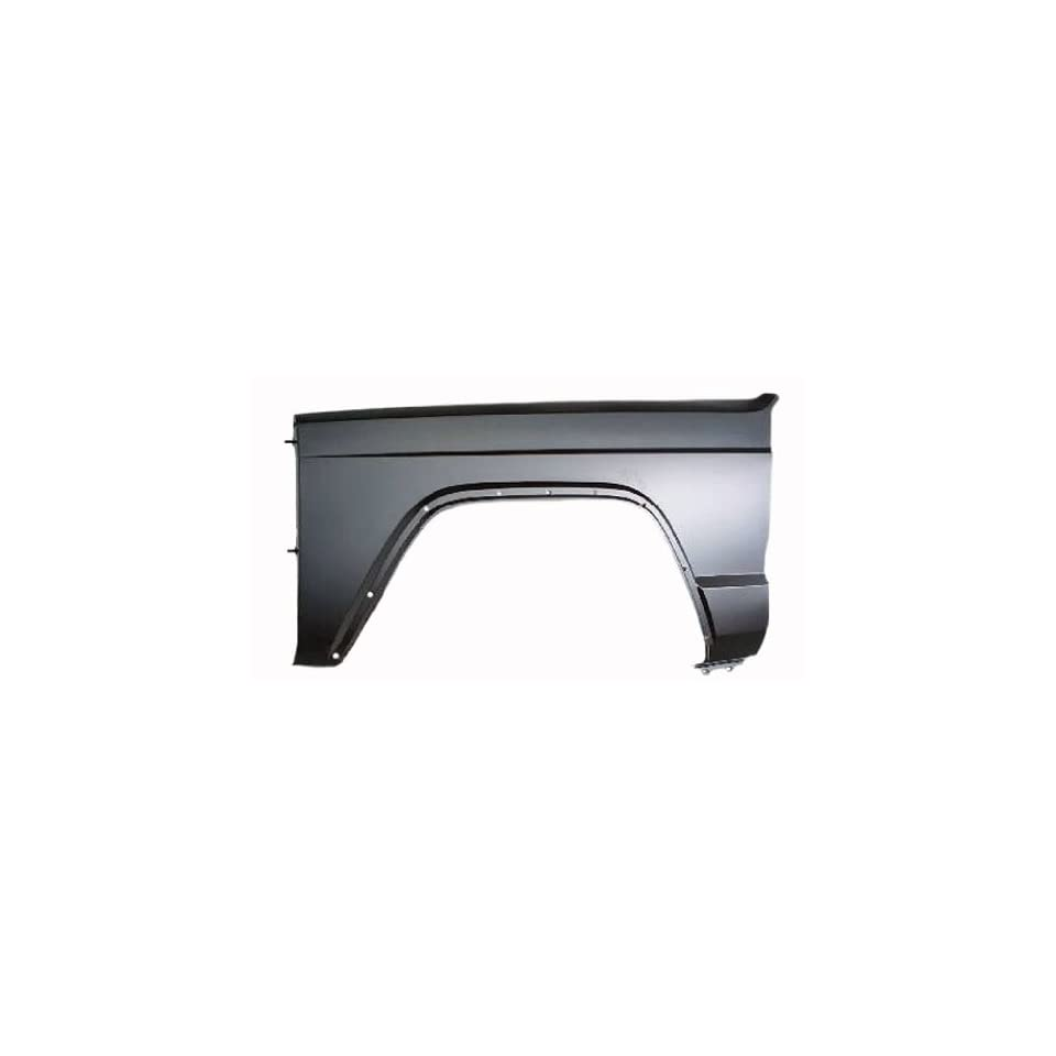 OE Replacement Jeep Cherokee/Wagoneer/Pickup Front Driver Side Fender Assembly (Partslink Number CH1240125)