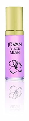 Black Musk Women Cologne Concentrate Spray by Jovan 2 Fluid Ounce