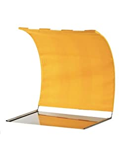 Outdoor tabletop sunshade for laptop screen, cold drinks or food - TABRELLA: Blue from Tabrella