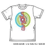 涼宮ハルヒの憂鬱 SOS団Tシャツ ホワイト サイズ:L