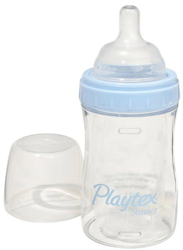 Playtex Drop-Ins System Premium Nurser With Slow Flow Nipple -- 4 Oz front-960297