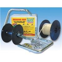 STICKY ROLL FLY TAPE DELXE KIT, Size: 1000 FEET (Catalog Category: Bug & Insect Control:FLYS AND INSECTS)