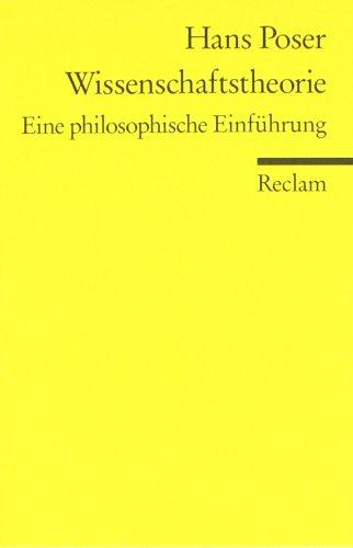 Wissenschaftstheorie: Eine philosophische Einführung