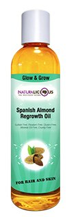 buy Naturalicious Spanish Almond Regrowth Oil