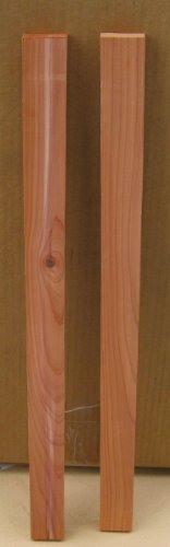 Native American Flute Wood Blanks - Aromatic Cedar - To Make the Flute