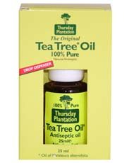 Thursday Plantation 100% Pure Tea Tree Oil 25ml