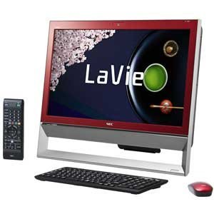 LaVie Desk All-in-one DA370/AAR PC-DA370AAR