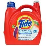 Tide 8316 Advanced Power Plus Bleach High Efficiency Laundry Detergent