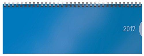 Tischquerkalender-Classic-Colourlux-blau-2017