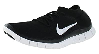 Nike free flyknit+ plus 5.0 mens running trainers sneakers 615805,CTAXNJQ993,Nike free flyknit+ plus 5.0 mens running trainers sneakers 615805 010 shoes black white anthracite (uk 8.5 us 9.5 eu 43)