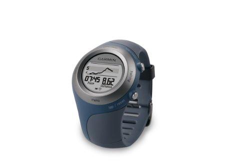 Garmin Forerunner 405CX GPS Sport Watch with Heart Rate Monitor (Blue) Running Gps