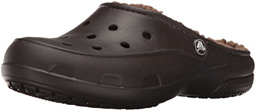 crocs-Womens-Freesail-Plush-Lined-Clog-Mule-Espresso-7-M-US