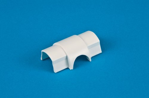 D-line 3015 Cable Accessories For dline 30/15 Trunking All Types & Colours (Cable Outlet, White)