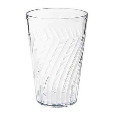 GET Commercial Grade Clear Plastic 20 Oz. Tahiti Beverage Drinkware [Box of 72] - Drinkware Tahiti Tumblers