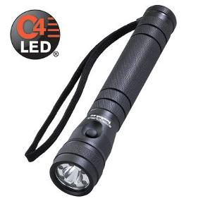 The Streamlight Twin-Task 3C Battery Powered UV flashlight features powerful C4 LED technology
