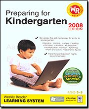 Weekly Reader L.S. - Preparing For Kindergarten 2008 by Fogware Publishing