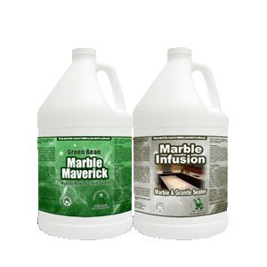 Marble Maverick - 2-In-1 Marble Care Kit 1 Gallon front-80295