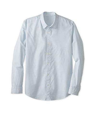James Perse Men's Standard Long Sleeve Shirt