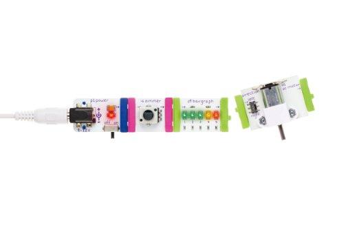 littleBits 電子工作 組み立てキット Base Kit ベース キット