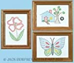 Jack Dempsey Stamped Embroidery Kit B...