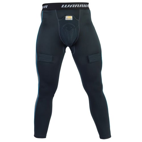 Warrior Youth Nutt Hutt Long Hockey Tights with Protective Gear, Medium