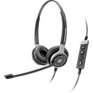 Sennheiser Century Sc 660 Usb Ctrl Premium Premium Dual-Sided Wired Headset (504555)