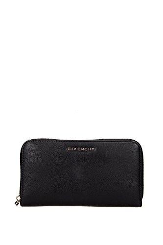 Portafogli Givenchy Donna Pelle Nero BC06240012001 Nero 10.5x19 cm