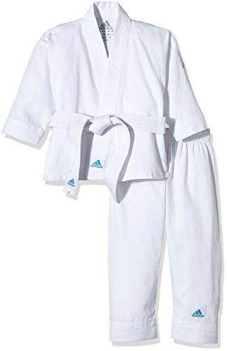 adidas Karateanzug Kids, Weiß, 150/160, K200E