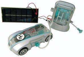 12-Educational Kit, Hydro Racer