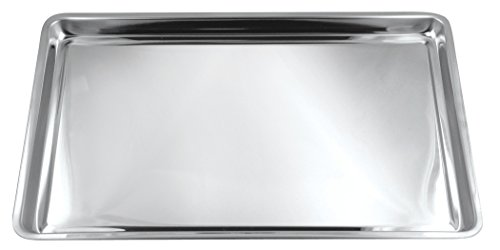 Stainless Steel Jelly Roll/Cookie Pan (Steel Jelly Roll Pan compare prices)
