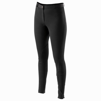 Fouganza Female Horse Riding Breeches-Lady Black M